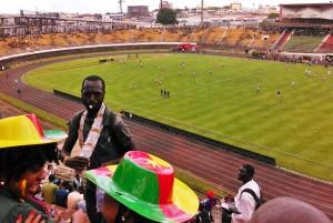 stade omnisports yaoundé