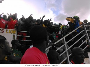 shabba stade omnisports yaoundé