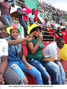 supportrices lions indomptables