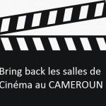 «Bring back» les salles de cinéma au Cameroun