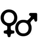 logo homme femme