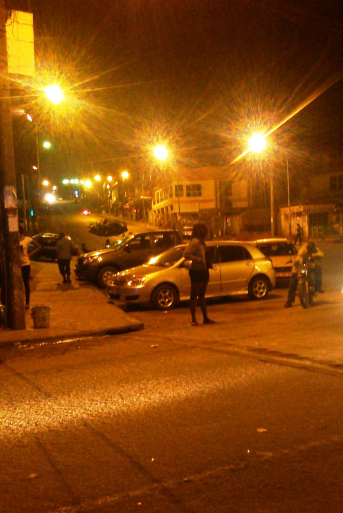 Prostitutes in Yaounde