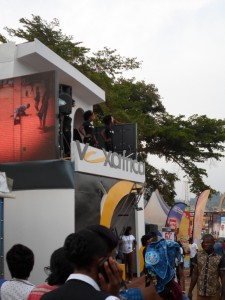 stand vox africa