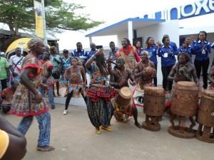 Danseurs ouest cameroun