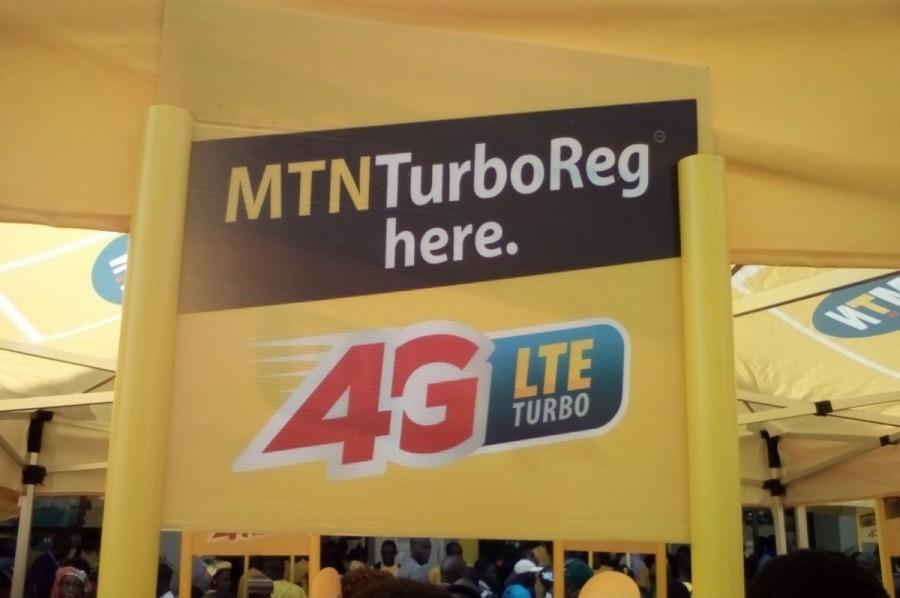 Distribution des cartes SIM 4G par MTN Cameroon à Yaoundé