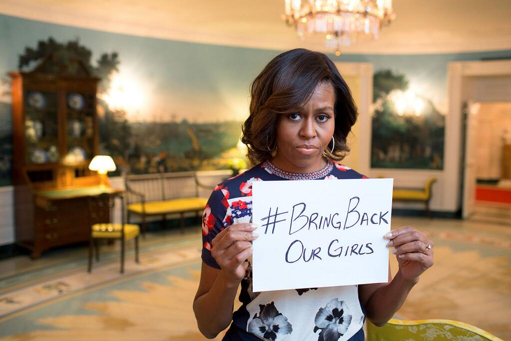 michelle-obama-bringbackourgirls