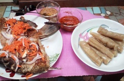 Article : Au Cameroun, quand on veut manger, on mange