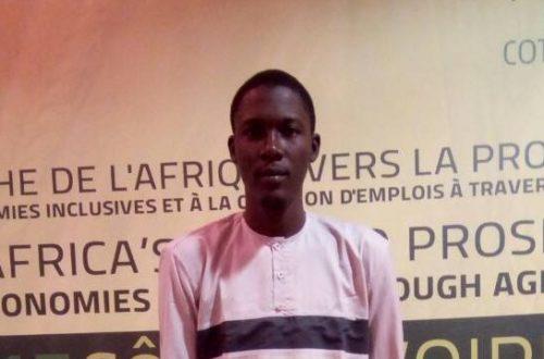Article : Portrait d'entrepreneur numérique en Afrique : Entretien avec MAMANE ISSAKA Ibrahim du Niger